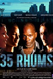 35 Shots of Rum(2008) Poster - Movie Forum, Cast, Reviews