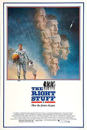 The Right Stuff (1983) HD 720p