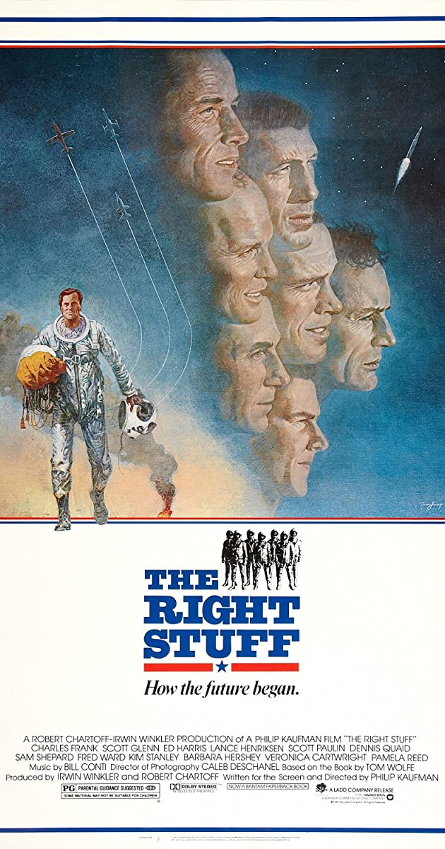 The right stuff dating