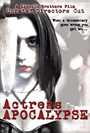 Actress Apocalypse Poster