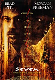 Se7en (1995) Poster - Movie Forum, Cast, Reviews