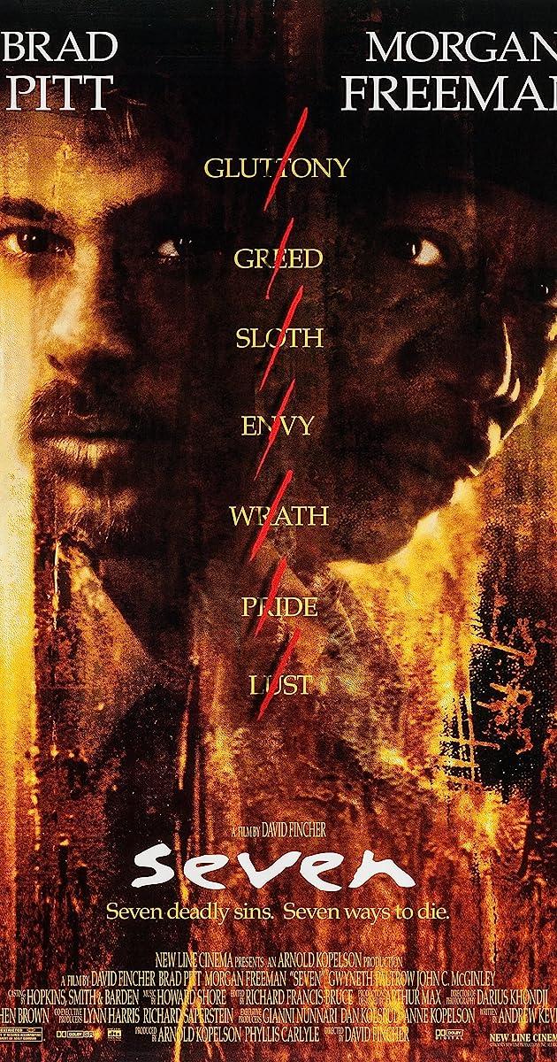 Septyni / Seven (1995) Online