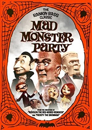 Mad Monster Party? poster