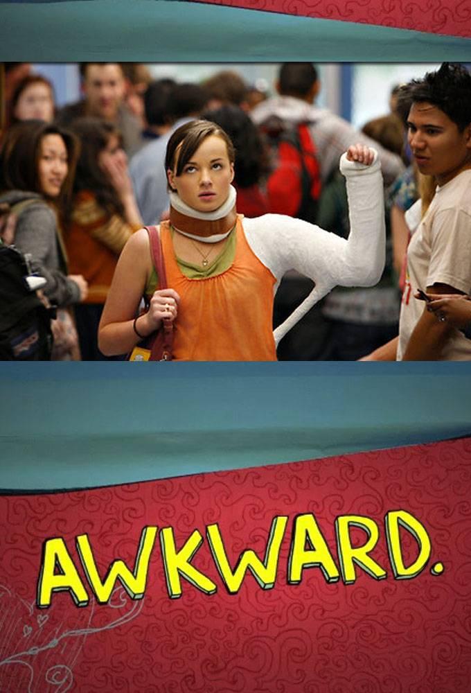Kerėpla / Awkward (1, 2, 3, 4, 5 sezonas) (2011-2016)