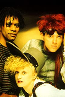 The Thompson Twins Picture