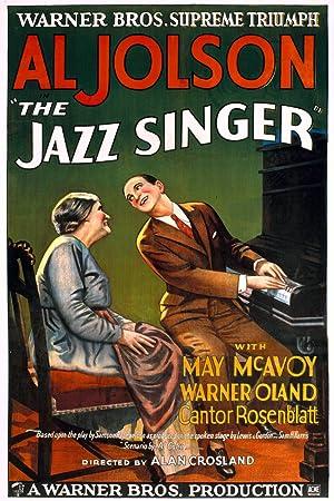 Poster Der Jazzsinger