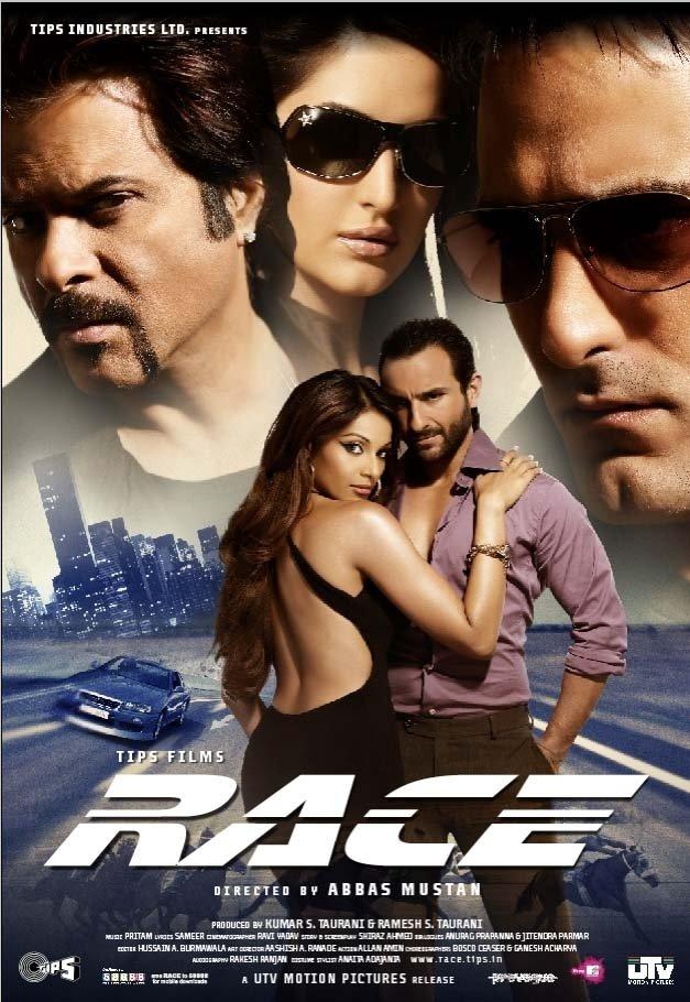 Race (2008) Bollywood Movie