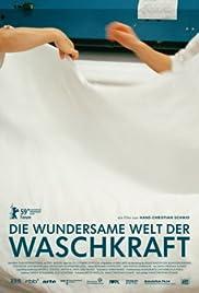 Die wundersame Welt der Waschkraft Poster