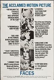 Faces(1968) Poster - Movie Forum, Cast, Reviews