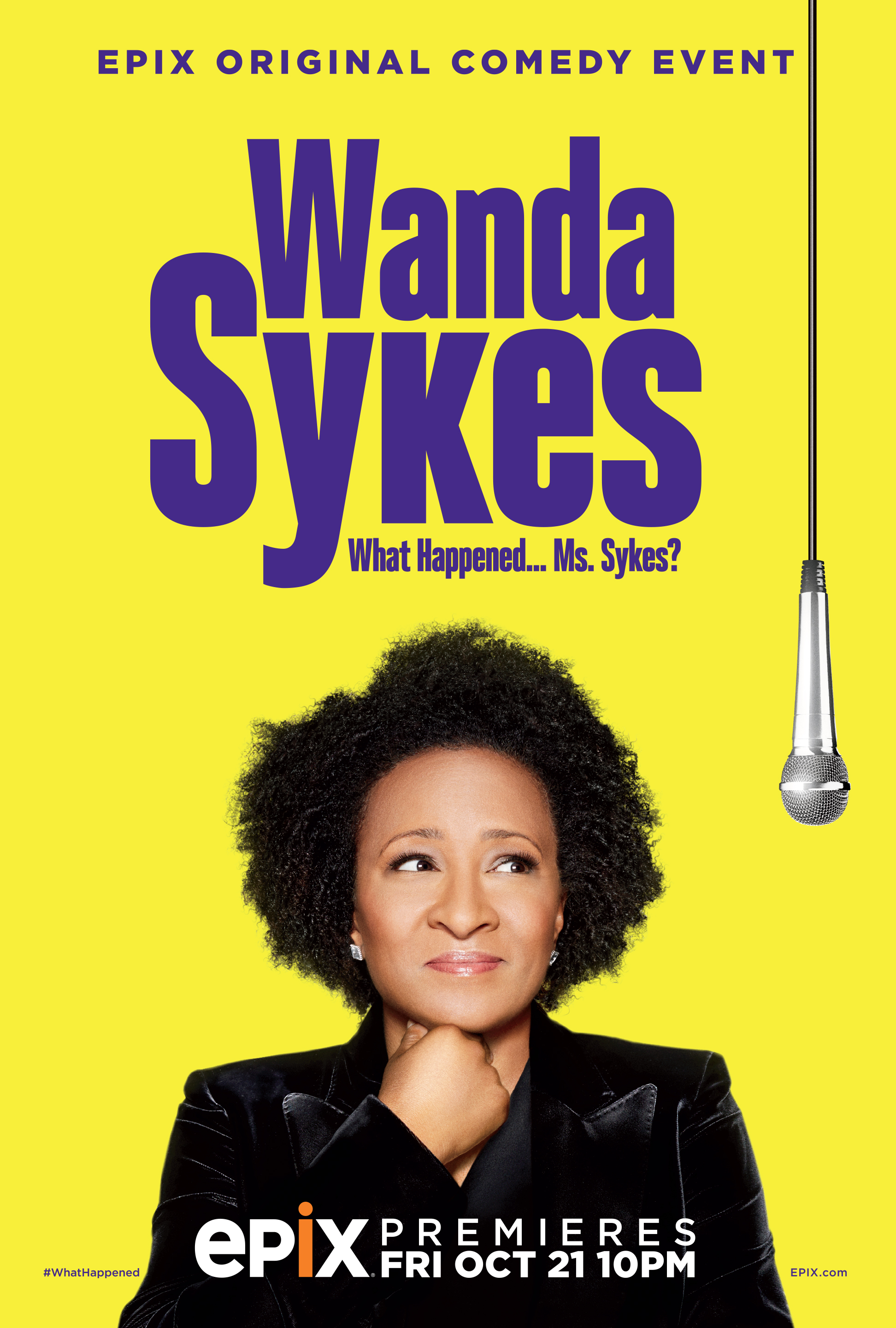 image What Happened Ms. Sykes? (2016) (TV) Watch Full Movie Free Online