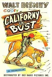 Californy er Bust Poster