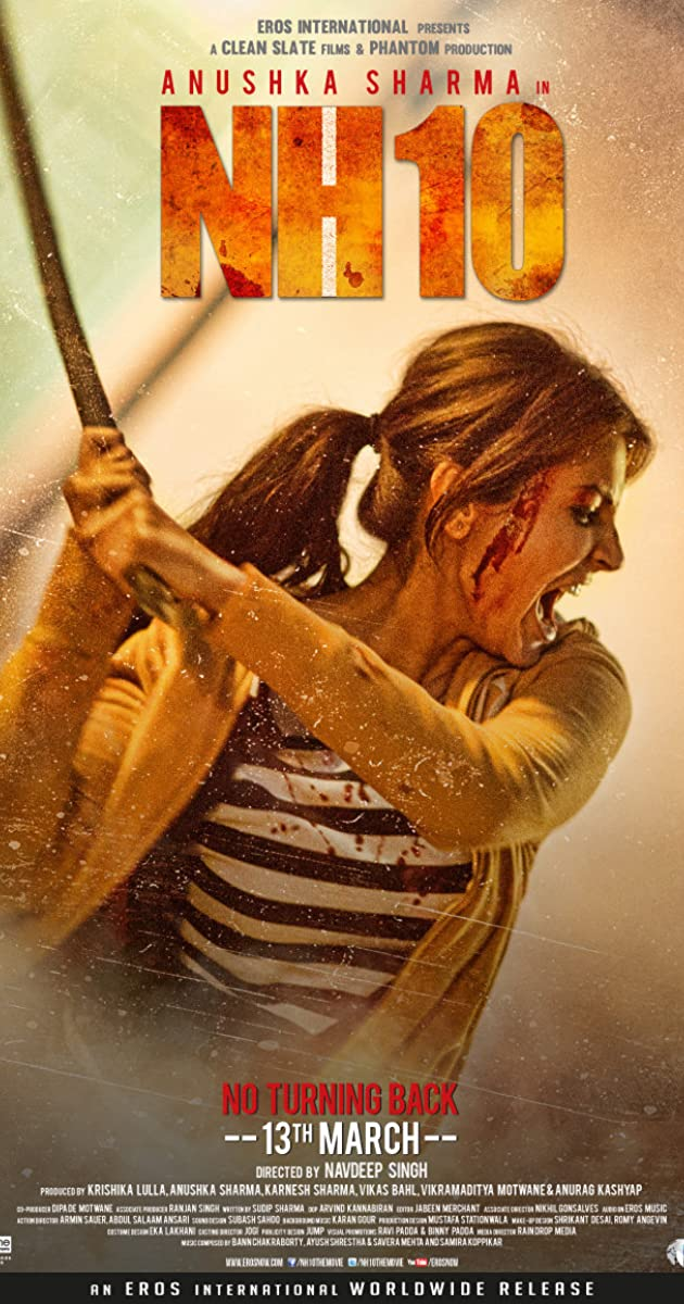 NH10 review - a misogynistic slasher movie with a topical twist ...