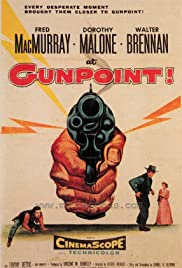 At Gunpoint (1955) Poster - Movie Forum, Cast, Reviews