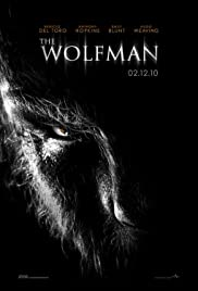 The Wolfman (2010) Poster - Movie Forum, Cast, Reviews