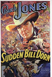 Sudden Bill Dorn Poster