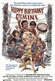 Happy Birthday, Gemini Poster