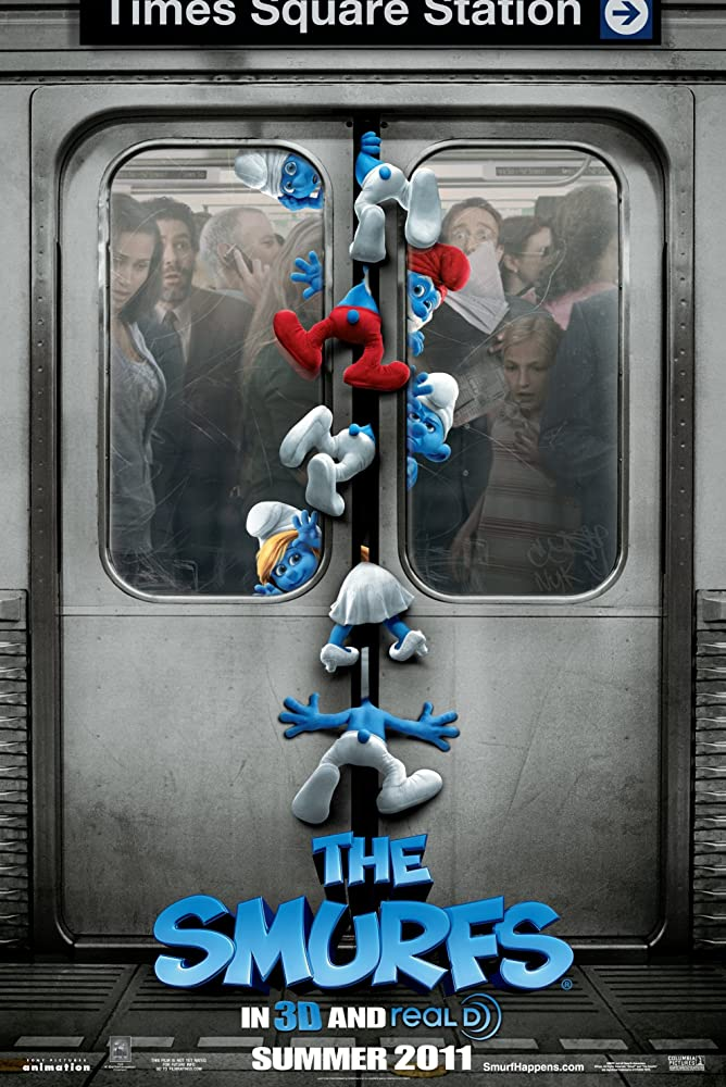 The Smurfs 2011 720p BRRip Dual Audio Watch online Free Download At Movies365