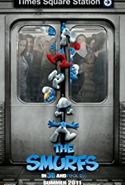Smerfy / The Smurfs 2011
