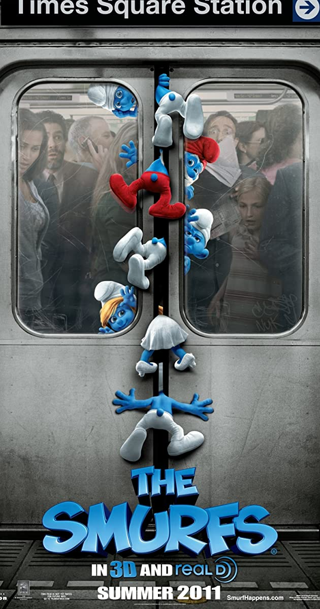 The Smurfs Collection
