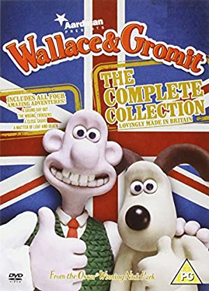 Wallace and Gromit: The Complete Collection (2008)