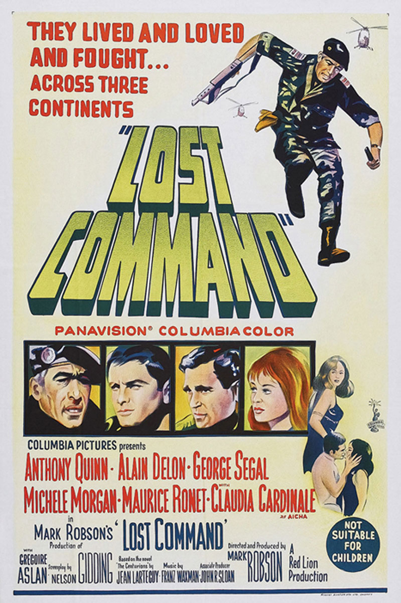 image Lost Command Watch Full Movie Free Online