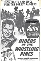 Image of Riders of the Whistling Pines