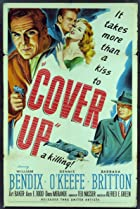 Cover Up (1949) Poster