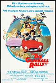 The Gumball Rally (1976) Poster - Movie Forum, Cast, Reviews