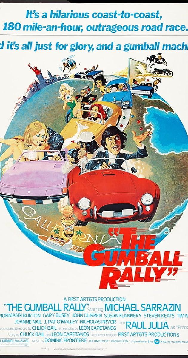 Drive In Movie Toronto >> The Gumball Rally (1976) - IMDb