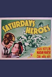 Saturday's Heroes (1937) Poster - Movie Forum, Cast, Reviews