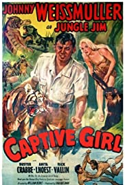 Captive Girl (1950) Poster - Movie Forum, Cast, Reviews