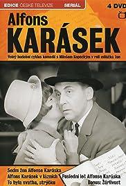 Alfons Karásek v lázních Poster