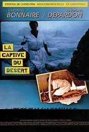 La captive du désert Poster