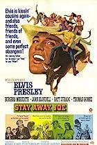 Stay Away, Joe (1968) Poster