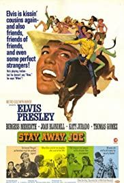 Stay Away, Joe (1968) Poster - Movie Forum, Cast, Reviews