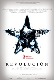 Revolución (2010) Poster - Movie Forum, Cast, Reviews