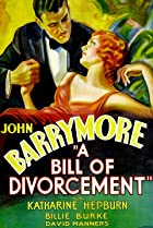 Image of A Bill of Divorcement