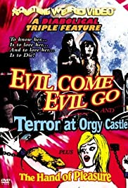 Terror at Orgy Castle Poster