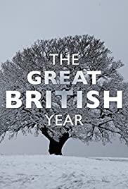 The Great British Year Poster