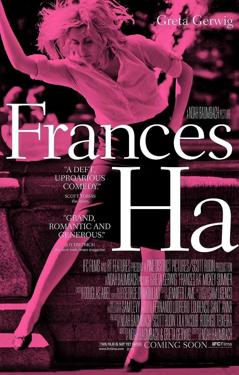 Miela Frances / Frances Ha (2012)