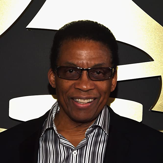 Herbie Hancock at an event for The 57th Annual Grammy Awards (2015)