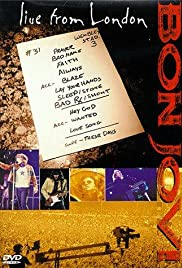 Bon Jovi: Live from London(1995) Poster - Movie Forum, Cast, Reviews