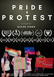 Pride and Protest (2020) poster