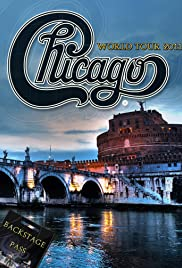 Chicago World Tour 2011: Backstage Pass Poster