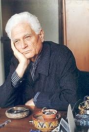 Derrida's Elsewhere Poster