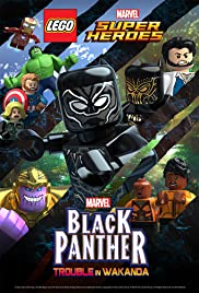 LEGO Black Panther - Trouble in Wakanda (English)