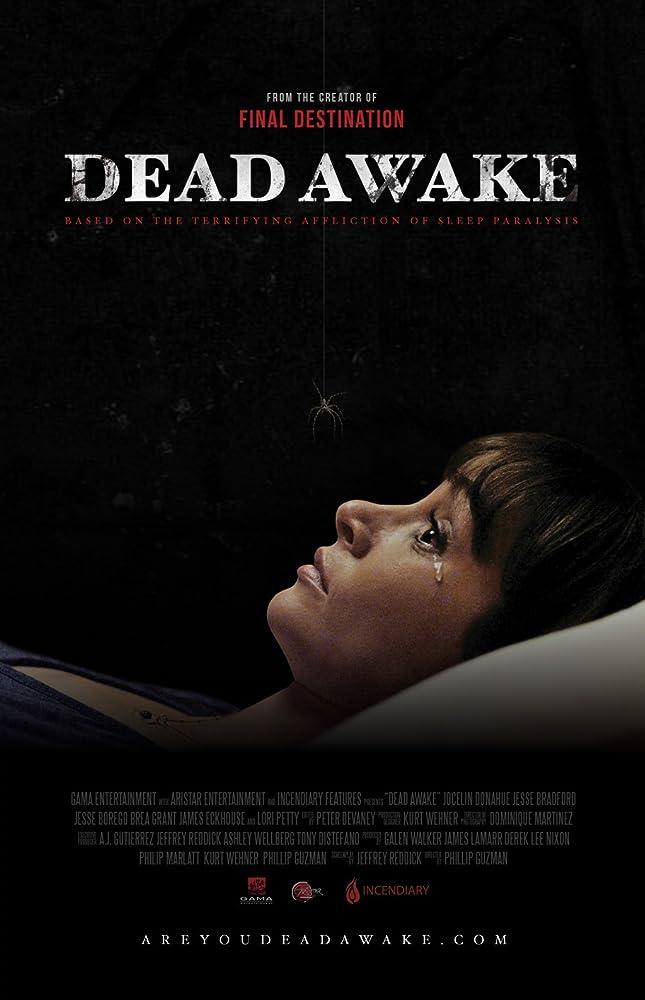 Dead Awake 2016 DVDRip x264 400MB