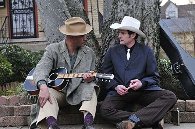 Henry Thomas and Jesse James in The Last Ride (2012)