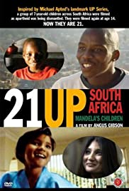 21 Up South Africa: Mandela's Children Poster