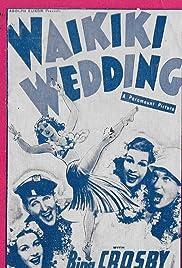 Waikiki Wedding(1937) Poster - Movie Forum, Cast, Reviews